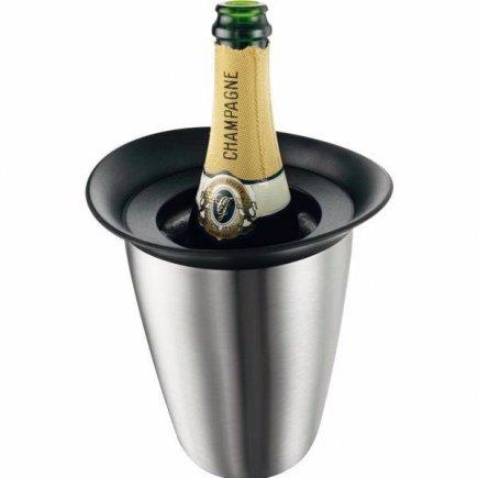Chladiaca nádoba na sekt šampanské Vacu Vin Aktiv
