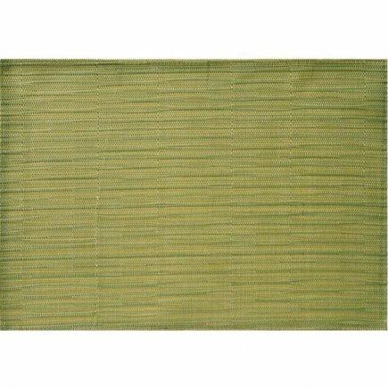 Prestieranie PVC APS 45x33 cm, zelené, úzke pásiky
