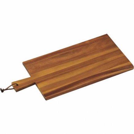 Doska na krájanie Kesper 45x22 cm, akátová