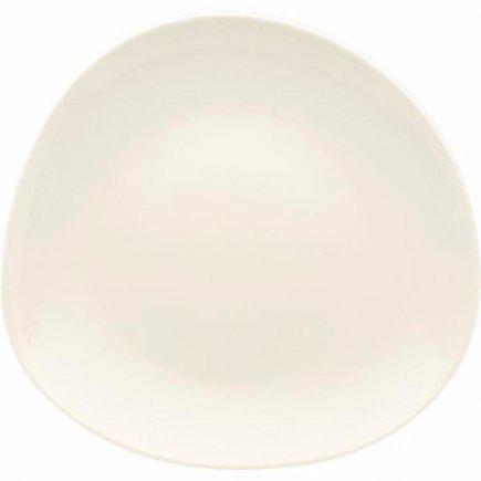 Plytký tanier Schönwald Wellcome 26 cm, biely
