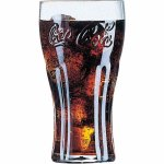 Pohár na nealko Luminarc Coca-Cola Contour 460 ml, 2 ks