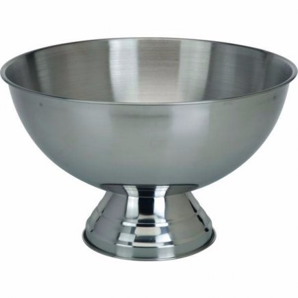 Chladiaca nádoba na šampanské Gastro 40 cm, nerez