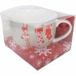 Hrnček Jumbo Gastro Vianočné motívy 625 ml