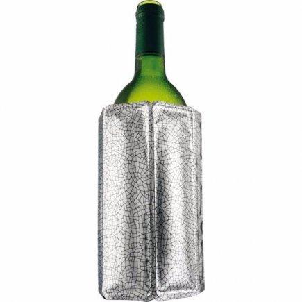 Chladič na víno Vacu Vin Aktiv, strieborný