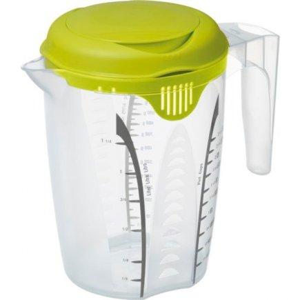 Odměrka plast Rotho Fresh 1250 ml