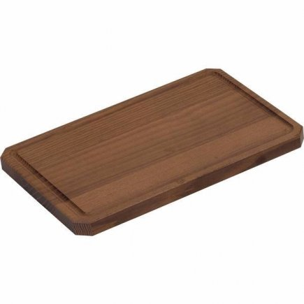 Servírovací doštička jaseňové drevo Gastro 33x22 cm