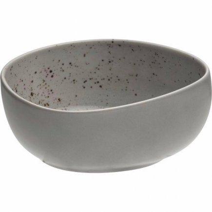 Miska Schönwald Pottery 330 ml, svetlo šedá