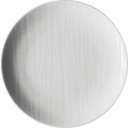 Tanier plytký Rosenthal Mesh 19 cm, biela
