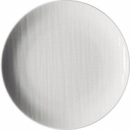 Tanier plytký Rosenthal Mesh 21 cm, biela