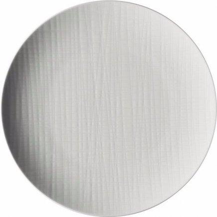 Tanier plytký Rosenthal Mesh 27 cm, biela