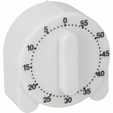 Minútka mechanická Gastro, biela