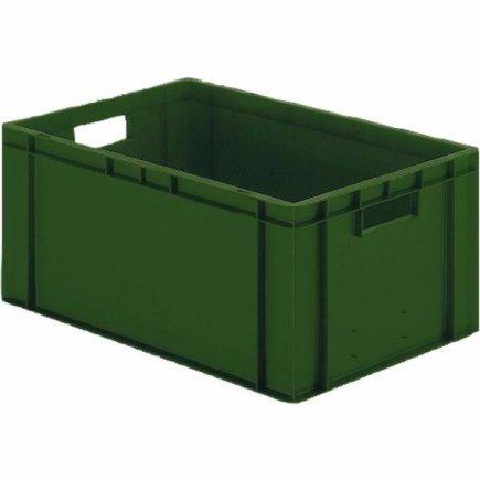 Prepravka plast 60x40x21 cm, zelená