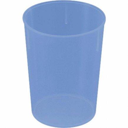 Kelímok plast Waca 250 ml, modrý