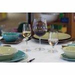 Pohár na víno ilios 385 ml cejch 0,2 l
