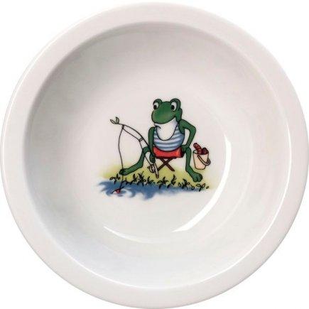 Tanier hlboký Thun Praktik 16 cm, žaba
