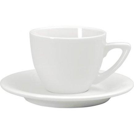 Šálka na kávu s podšálkou Thun Zdena 160 ml