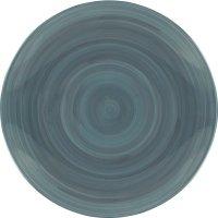 Tanier plytký Gusta Out Of The Blue 26,5 cm, sivý