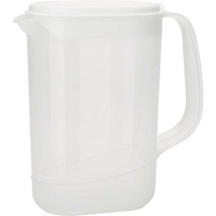 Džbán s vekom plastový Gastro 1500 ml
