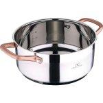 Hrniec s pokrievkou nerez Gastro Infinity Chef 24 cm, indukcia