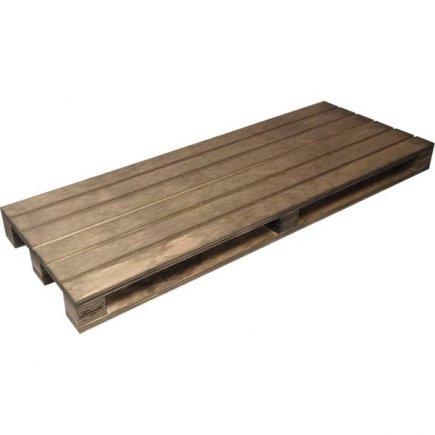 Servírovacia drevená doštička paleta Vintage 40x15 cm