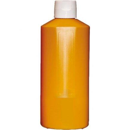 Dávkovacia mačkacia fľaša APS 1100 ml, žltá