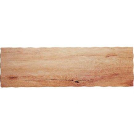 Podnos servírovací melamín APS 53x16,2 cm, drevený vzhľad