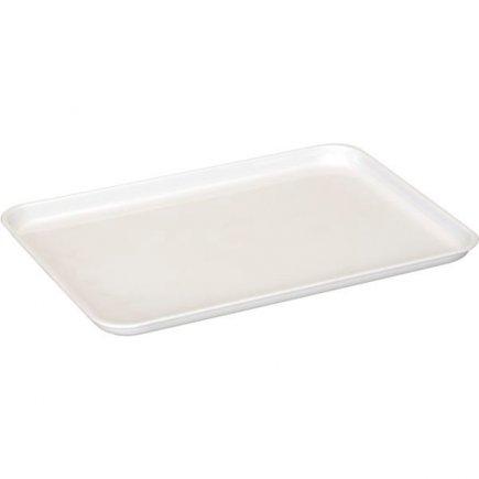 Tácka plastová Gastro 32x23 cm, biela