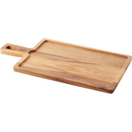 Lopárik bambusový Revol Basalt 43x23 cm