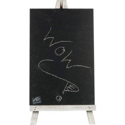 Bridlicová tabuľa Sandra Rich 39x20 cm