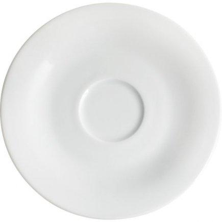 Podšálka na espresso Kahla Pronto 11,7 cm, biela