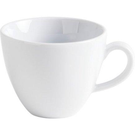 Šálka na cappuccino Kahla Pronto 180 ml, biela