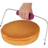 Strunový krájač na tortu Gastro 33 cm