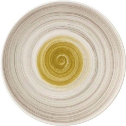 Tanier plytký dezertný Villeroy & Boch Amarah 16 cm, dekor trstina