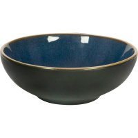 Miska okrúhla Gusta Table Tales 12 cm, modrá