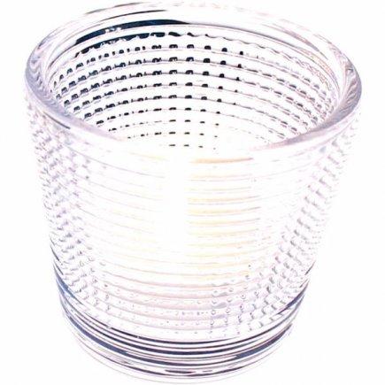 Svietnik na čajovú sviečku Gastro 6,5 cm