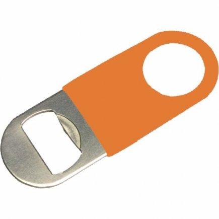 Otvárač na fľaše Gastro Barblade 11 cm, oranžový