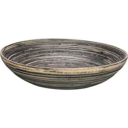 Miska bambusová Gusta 30 cm