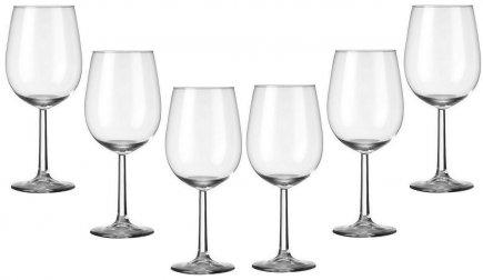 Súprava 6 pohárov na víno Royal Leerdam Bouquet 450 ml
