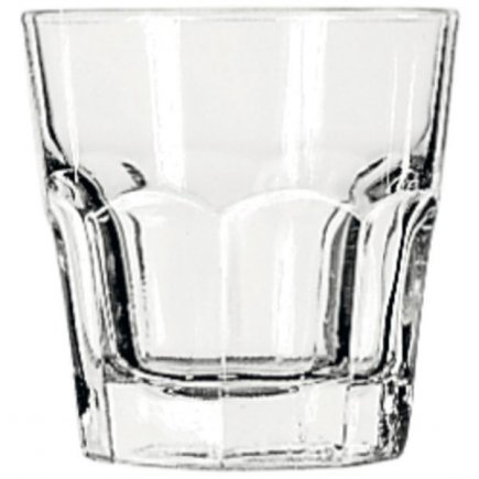 Pohár na miešané nápoje koktaily Libbey Gibraltar 210 ml, nízky