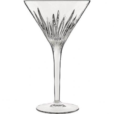 Pohár na martini Luigi Bormioli Mixology 215 ml