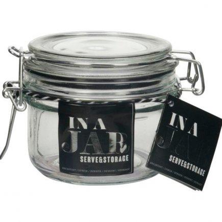 Zavárací pohár s obloučkovým uzáverom Gusta In a Jar 125 ml