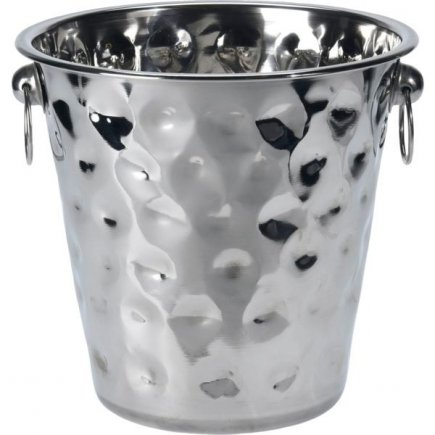 Chladič na sekt kovový Bubbles 20 cm
