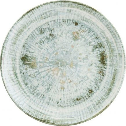 Tanier plytký Bonna Odette Olive 21 cm