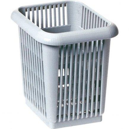 Kôš na príbory do umývačky Fries Rack System, sivý