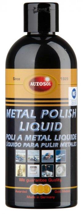 Čistiaca a leštiaca emulzia na kovy 250 ml Autosol