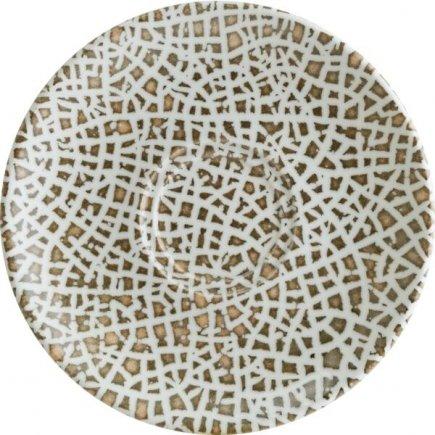 Podšálka kávová Bonna Lapya Wood 16 cm