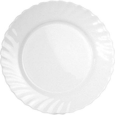 tanier plytký 24,5 cm Trianon, Arcoroc