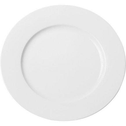 tanier plytký 21 cm porcelán, Praktik, Thun