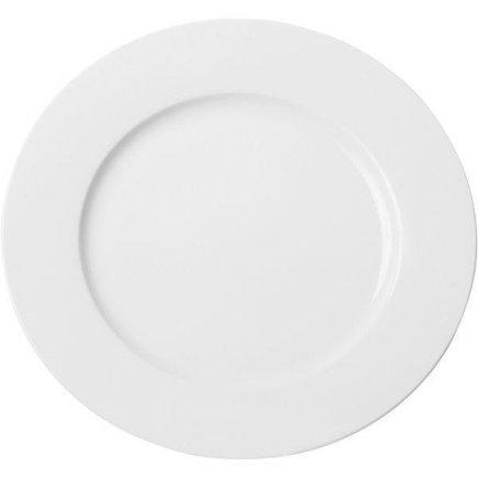 tanier plytký klubový 30 cm porcelán, Praktik, Thun