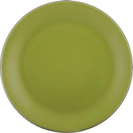 Tanier plytký 25 cm Daisy Lilien zelený